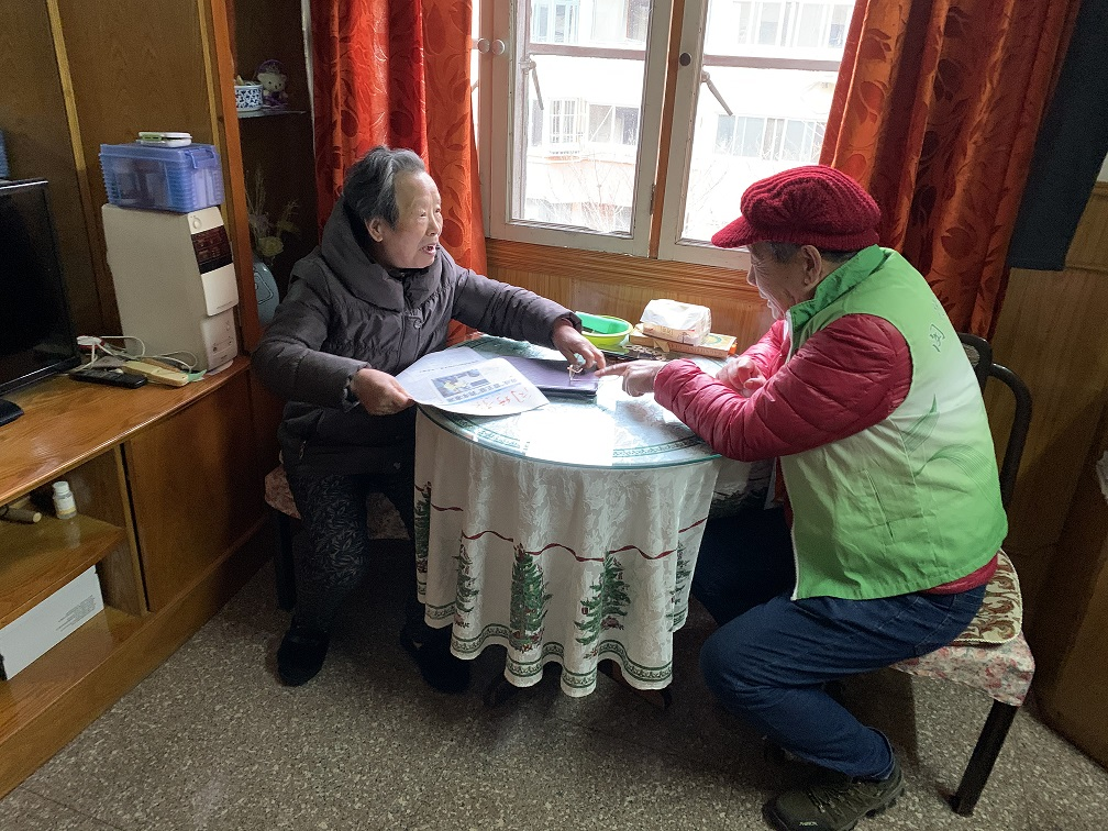 莘庄镇黎安二居居民区新时代文明实践站结对帮扶.jpg